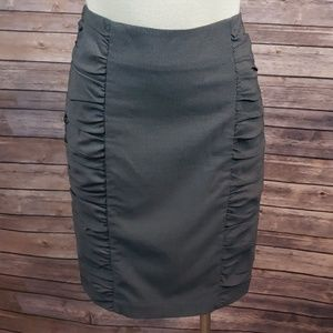 CARTONNIER ANTHROPOLOGIE Acting Out Skirt